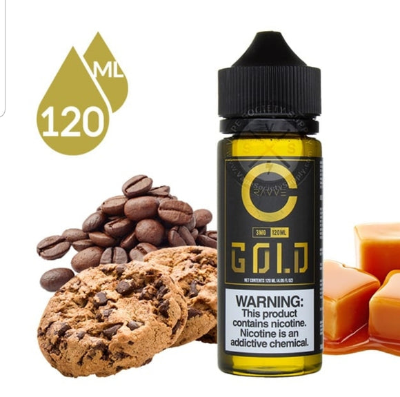 Ruthless Cravve Gold 120ml