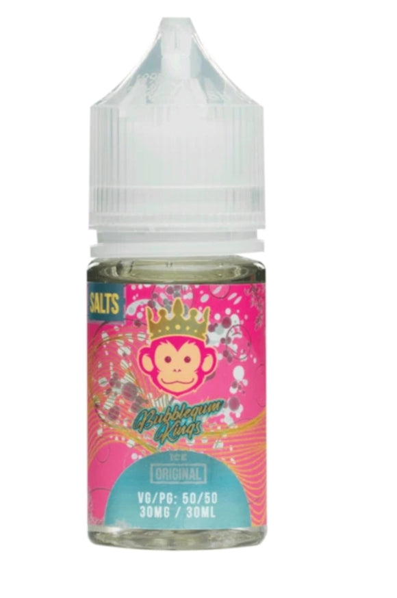 Bubblegum Kings Salt on Ice Original 30ml Dr. Vapes