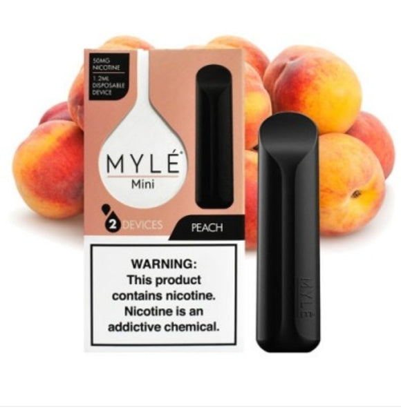 Myle Mini - Peach