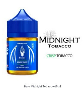 Midnight Tobacco 60ml Halo