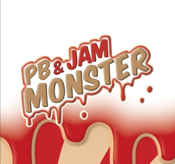 PB & Jam Monster Strawberry Peanut Butter Limited Edition