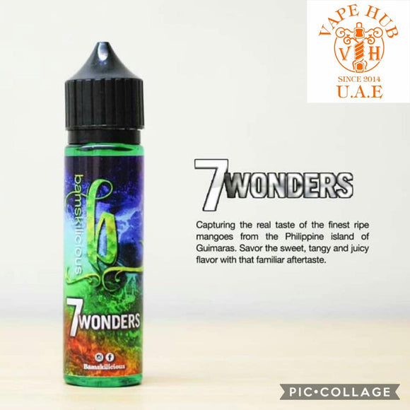 7 Wonders by Bamskilicious / AUH