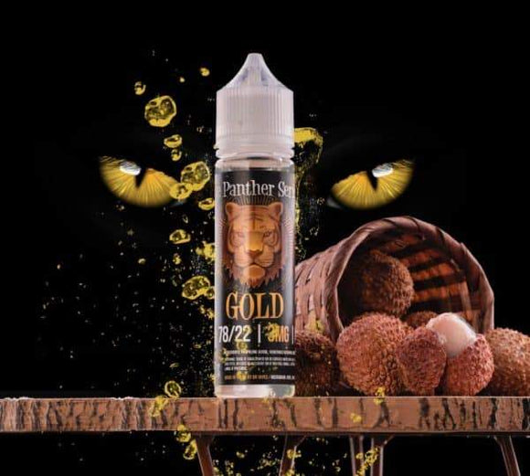 Gold Panther 60ml by Dr. Vapes