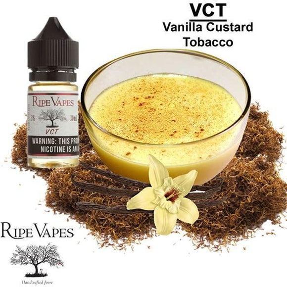 VCT Saltnic 30ml by Ripe Vapes / AUH