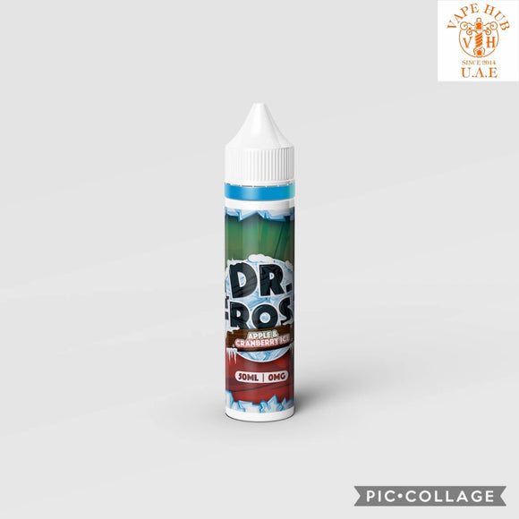 DR.FROST APPLE & CRABERRY ICE 60ML / AUH