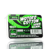 Wotofo Agleted 6mm Organic Xfiber Cotton / AUH