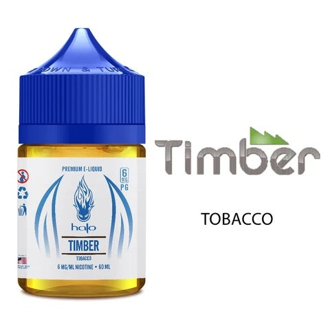 Timber 60ml by Halo