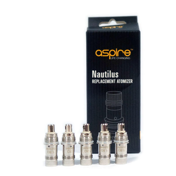 Aspire Nautillus Replacement Coils( regular Ejuice)