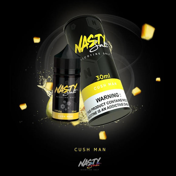 Cush Man 30ml by Nasty Salt