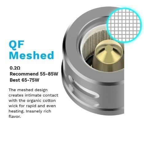 QF Meshed 0.2 oHms Coil by Vaporesso