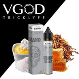 Cubano Silver 30ml Saltnic by Vgod