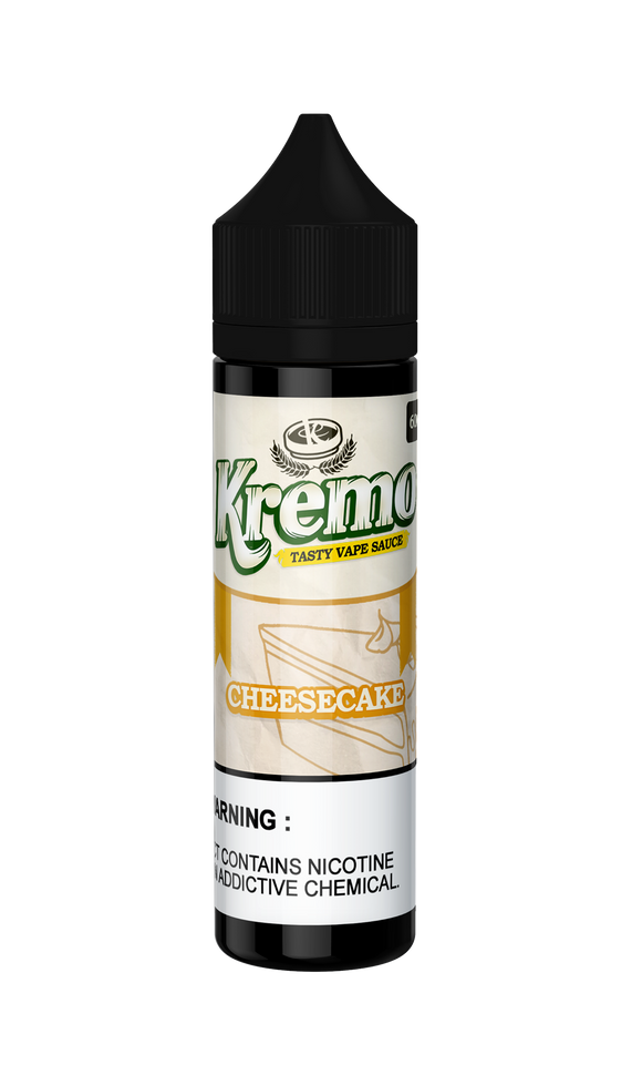 KREMO Cheesecake 60ml by Viscocity / AUH
