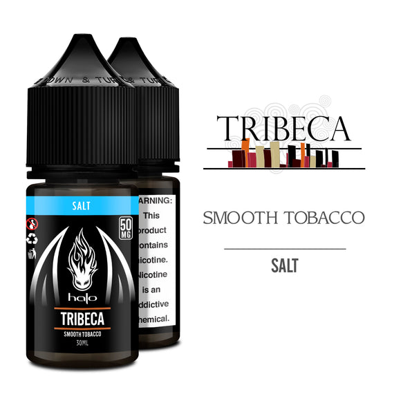 Tribeca Saltnic by Halo 30ml