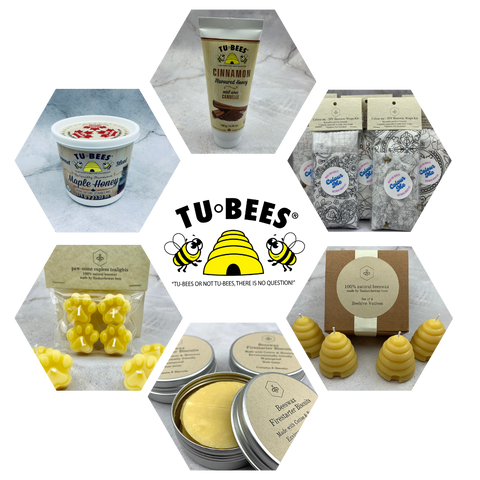 Tubees Honey, OU Kosher Certified, Flavoured Honey. Connect with us for fundraising opportunities!