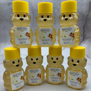 2 oz Honey Bears - Sold as Individual Items