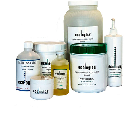 ecologica Professional Spa & Salon Products