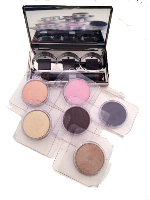 Creative Color Small Pans  Faces by Vicki of Malibu