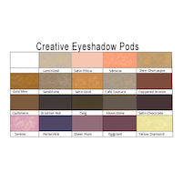 Creative Eye Shadow small Pans