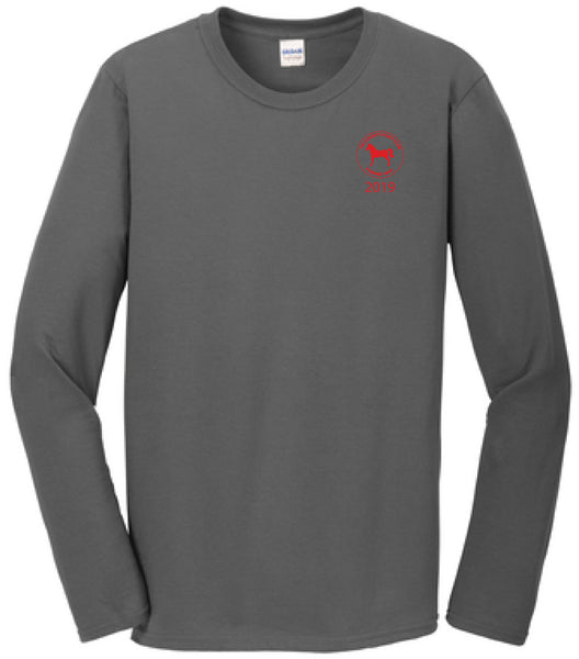 Tri-County Pony Club Gildan Softstyle Long Sleeve Shirt