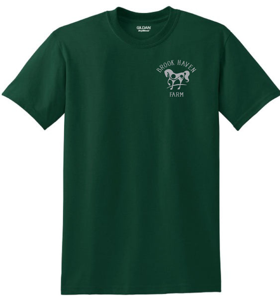 Brookhaven Farm Gildan Dri Blend Short Sleeve T-Shirt