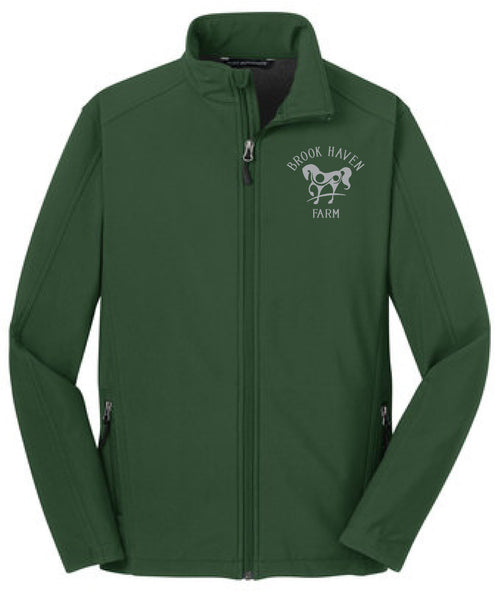 Brookhaven Farm Port Authority Soft Shell Jacket