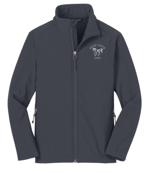 Brookhaven Farm Port Authority Youth Soft Shell Jacket