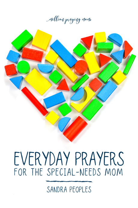 Everyday Prayers for Special-Needs Moms (a 20-Day Prayer Journal) {DIGITAL DOWNLOAD}