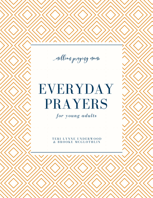 Everyday Prayers for Young Adults