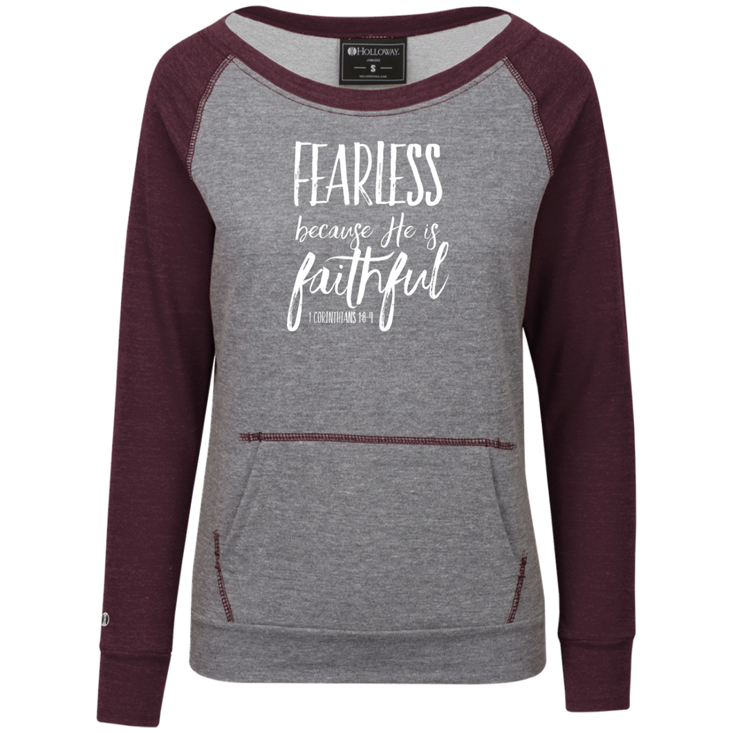 Fearless-Faithful Holloway Junior's Vintage Terry Fleece Crew