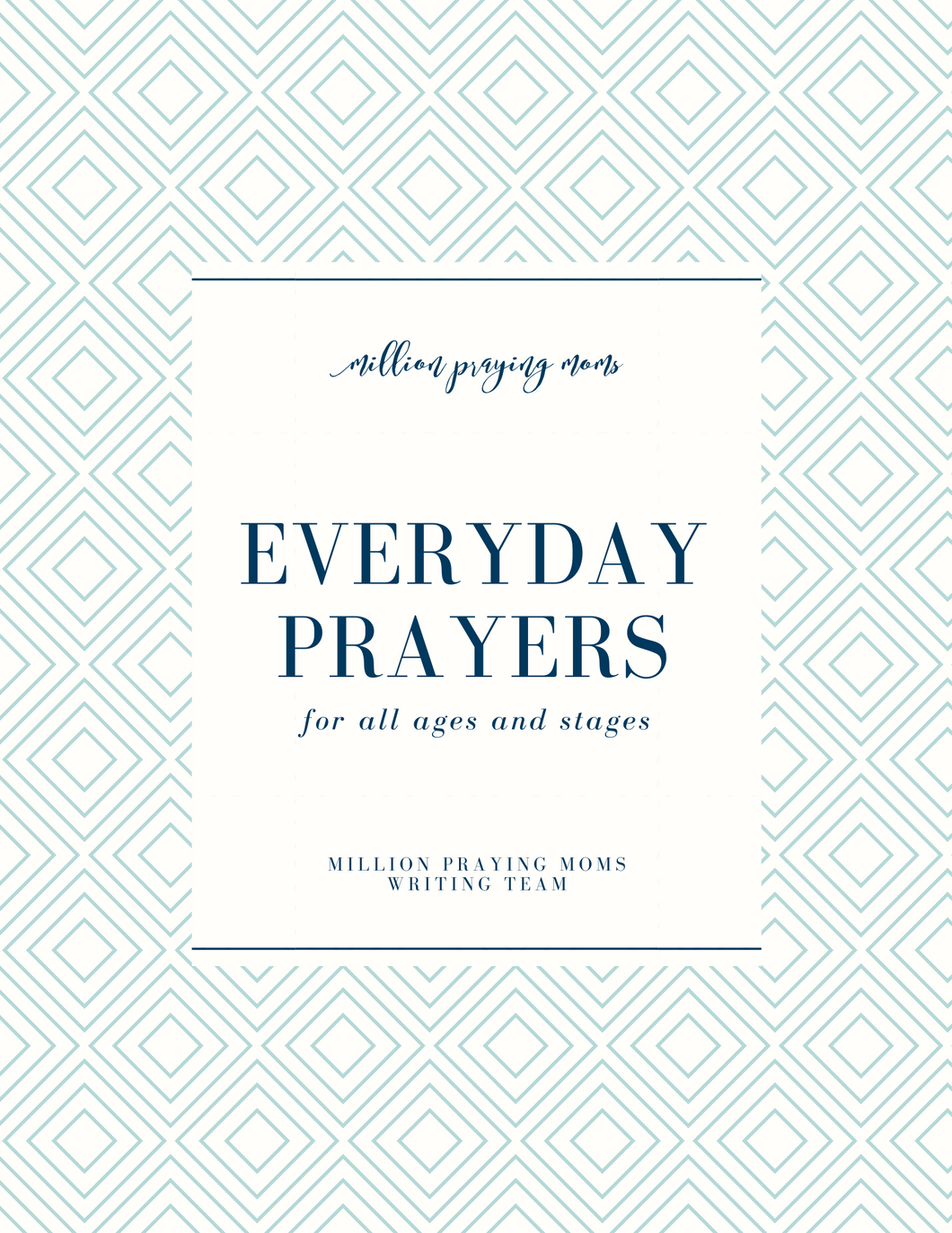 Everyday Prayers: Full Library