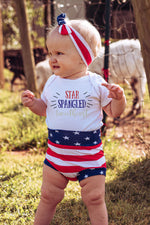 fourth of july baby girl outfit
