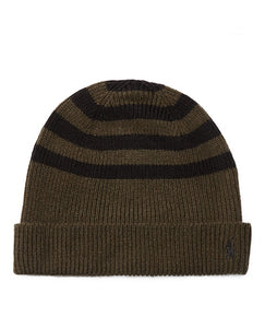 ef5a71bad9 Men s Striped Wool-Cashmere Skull Cap - Polo by Ralph Lauren – LMDeals