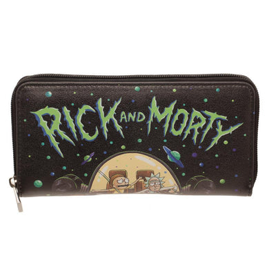 Rick & Morty Wallet Rick and Morty Gift - Rick & Morty Gift Rick and Morty Wallet