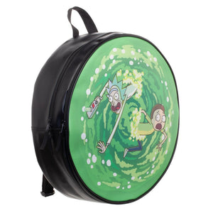 Rick and Morty Portal Bag  Portal Backpack Inspired by Rick and Morty