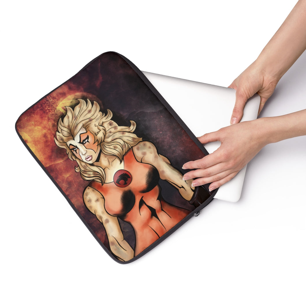 Cheetara Laptop Sleeve