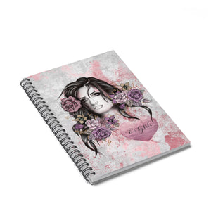 Lula Rose Spiral Notebook - Ruled Line