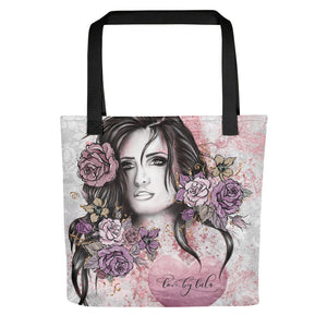 Love by Lula Rose Tote bag
