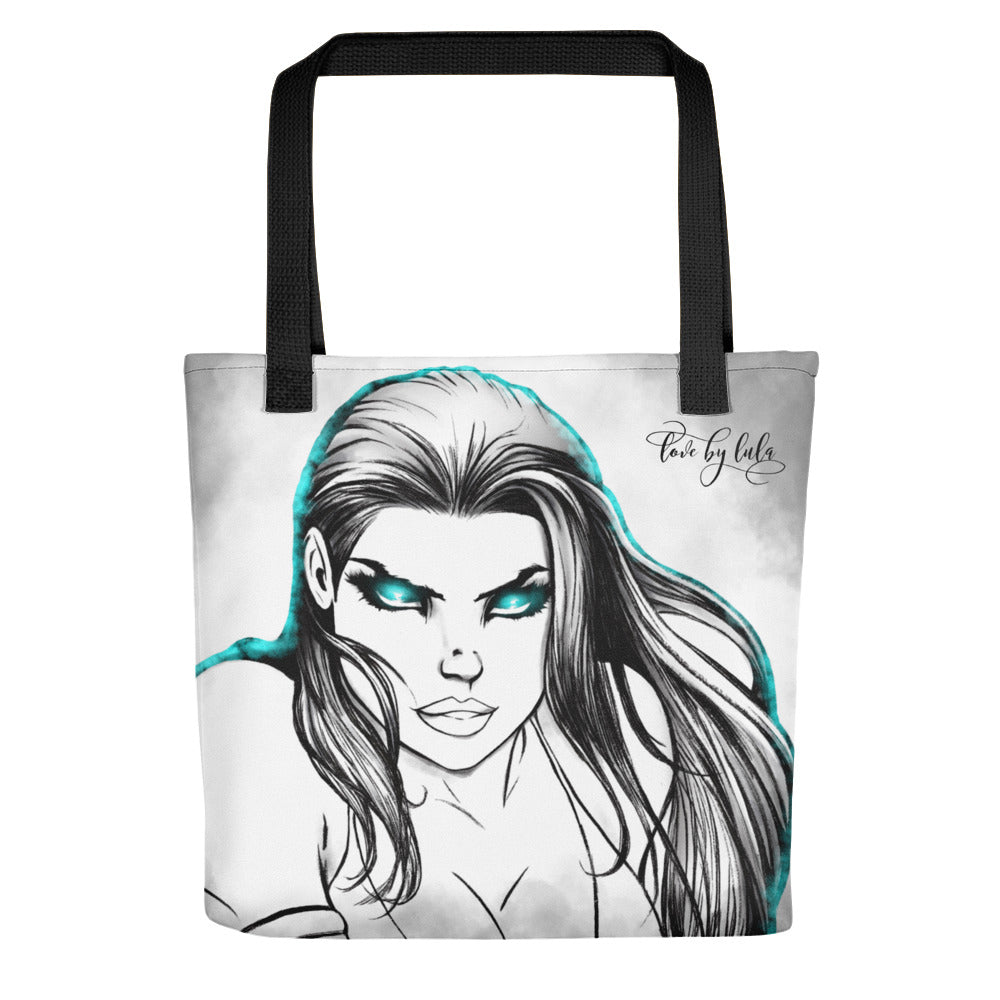 Love by Lula Tote bag