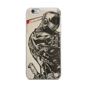 Snake Eyes iPhone Case