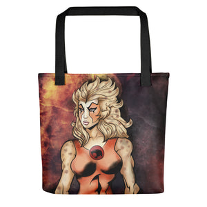 Cheetara Tote bag