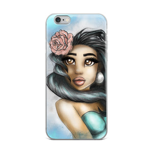 Gia iPhone Case