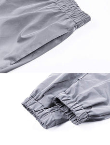 """LIGHTS"" Reflective Cargo Pants"