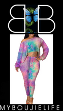Outside Tie Dye Set