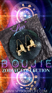 ZODIAC COLLECTION HOOPS