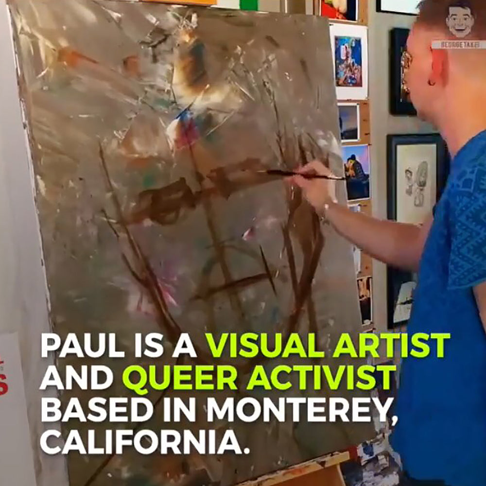 George Takei Presents: Paul the Painter