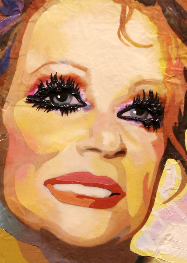 Remembering Tammy Faye print - Paul Richmond Studio