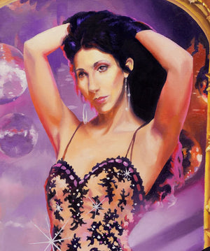 The Cher Within print - Paul Richmond Studio