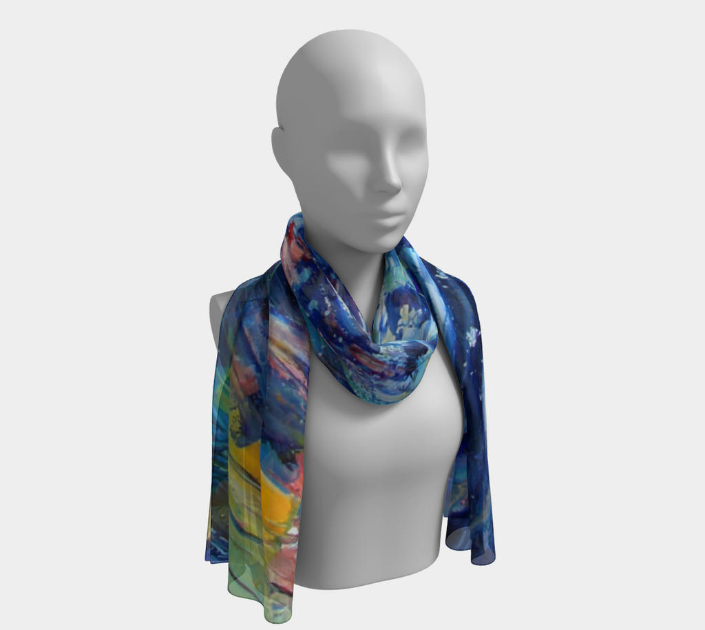 The Dream Spinner Scarf