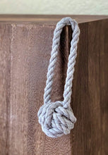 Knotted Rope Ball Dog Toy