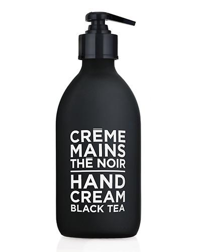 Black Tea Hand Cream 10 oz - Glass Bottle